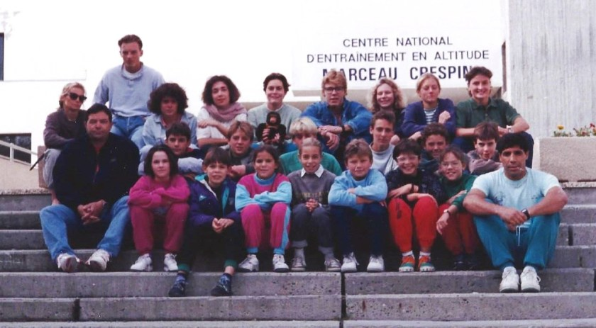 Photo groupe 1995