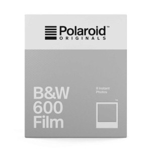 Film Instantané Polaroid Originals 600 B&W