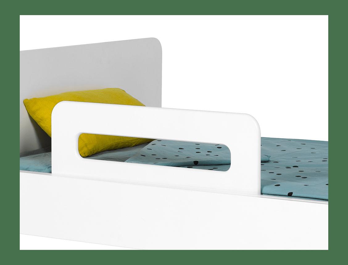 barriere de lit enfant blanc barriere de securite