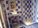 salle de bain océan