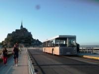 21- navette Mont Saint Michel