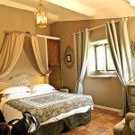 Chambre Vaugines, Un Patio en Luberon - Ansouis en Provence
