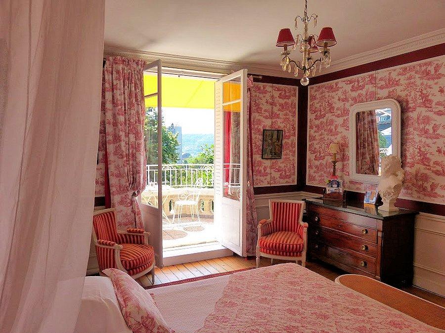 Villa La Gloriette, chambres d'hotes Rouen (Normandie)