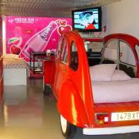 Chez Bertrand, chambres d'hôtes insolites et design, Paris