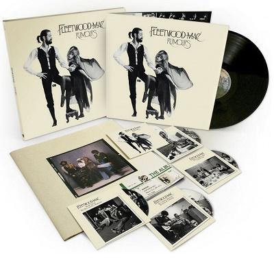 Fleetwood Mac Rumours Deluxe Box Set Chameleon Aberdeen