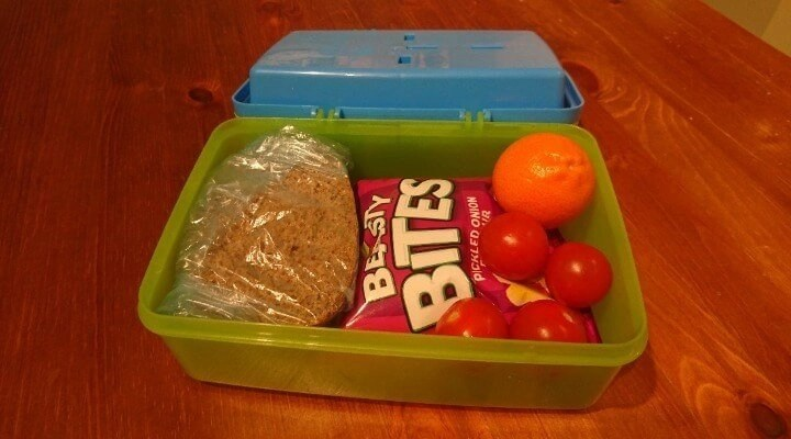 Simple School Lunch Tips With #ChileanEasyPeelers