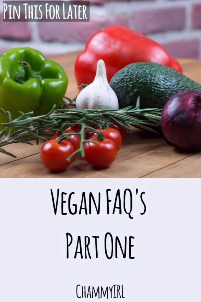 A post full of frequently asked questions about veganism, being vegan and the health behind it.