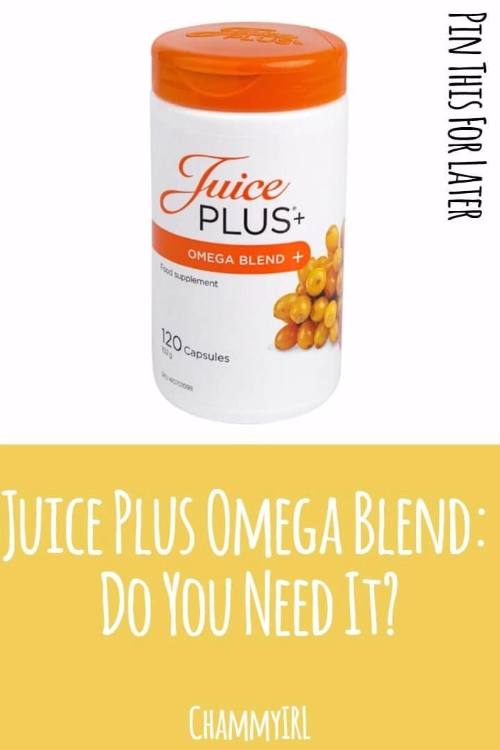 The newest addition to the Juice Plus product line has been out for a few months but do you really need to take these Omega Blend capsules? Are they better than what's on the market or just eating a good diet? Lets take a look.