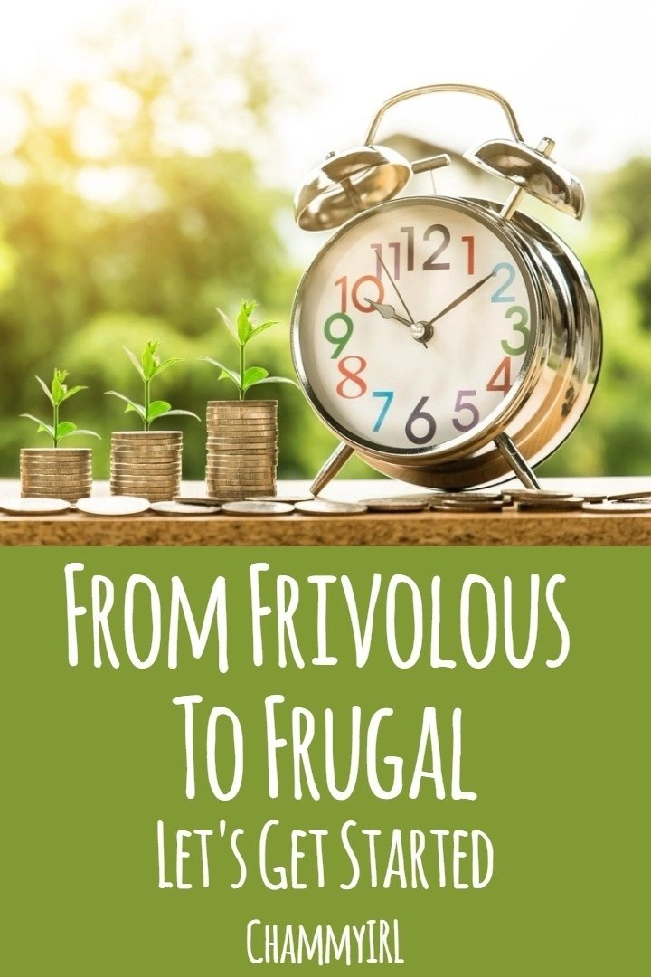 With a goal set and a plan in mind, Aaron and I are swapping out frivolous ways and becoming more Frugal in order to reach our goal of being mortgage free within 5 years. Can we do it?