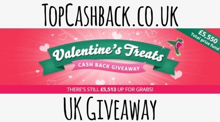 Topcashback valentines day treat giveaway prizes