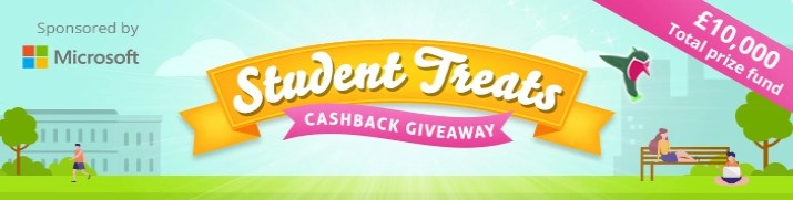 Topcashback Student Treats Giveaway