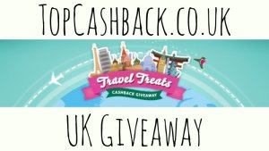 topcashback travel treats giveaway 2019