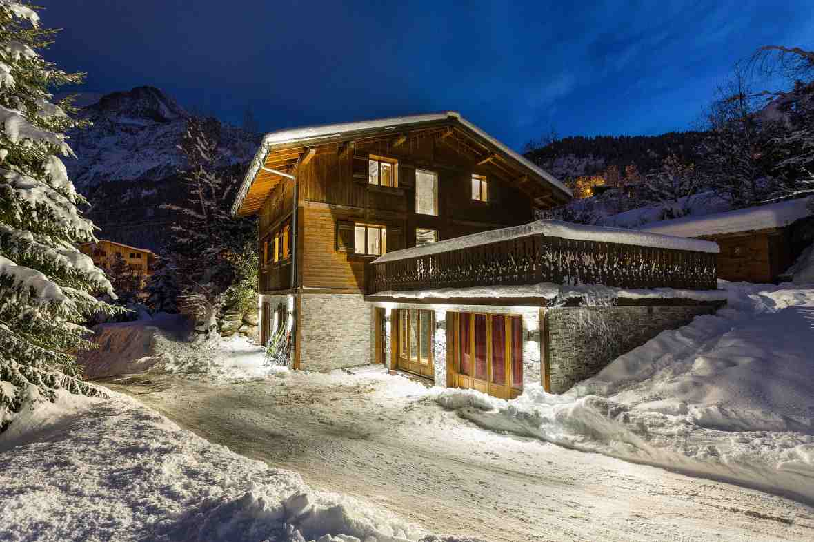Chamonix Exclusive's Chalet No.5