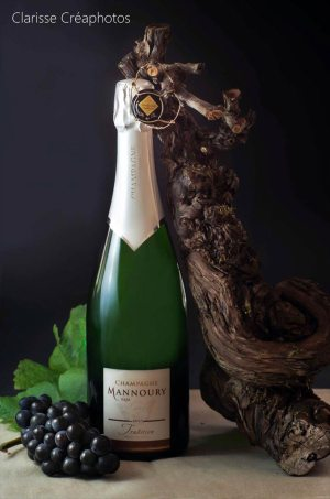Champagne Mannoury cuvée tradition