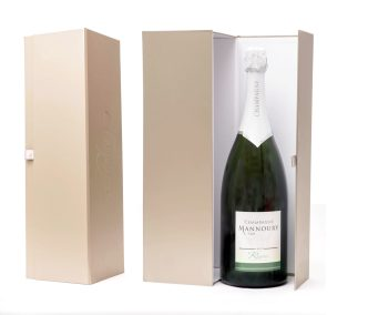 Coffret Magnum Champagne Mannoury
