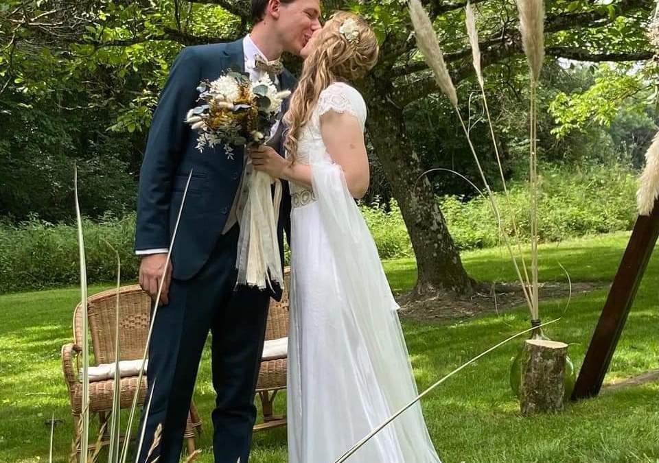 Les mariages reprennent !