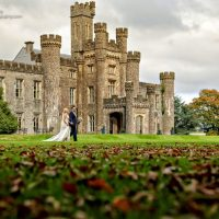 Dreaming of a Castle Wedding...