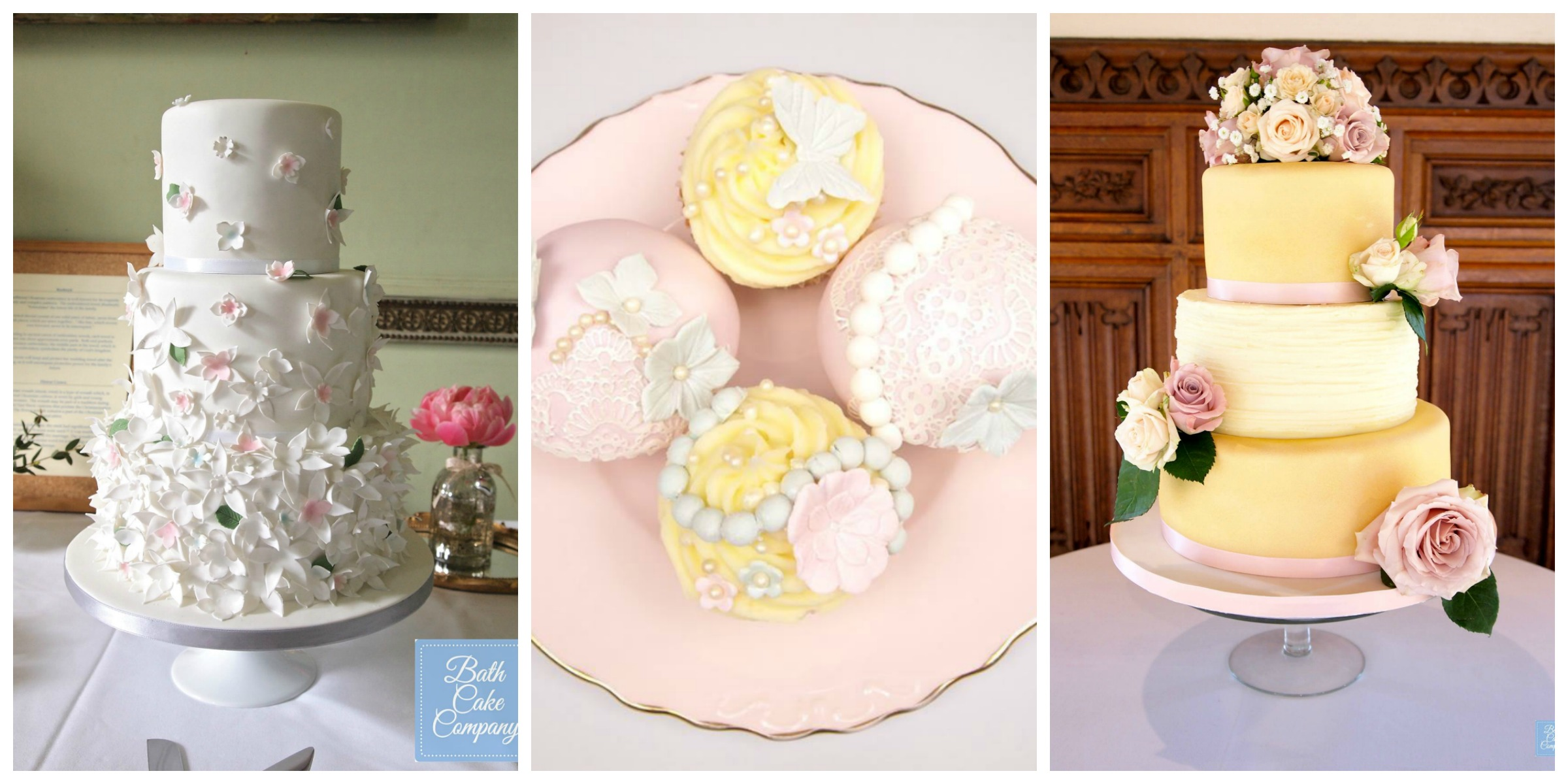 Cake Making Classes Bath : Stunning wedding cakes by the Bath Cake Company ...