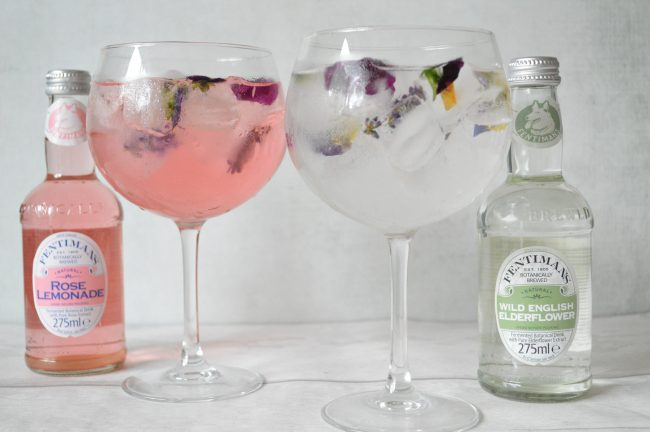 Summer Drinks With Fentimans