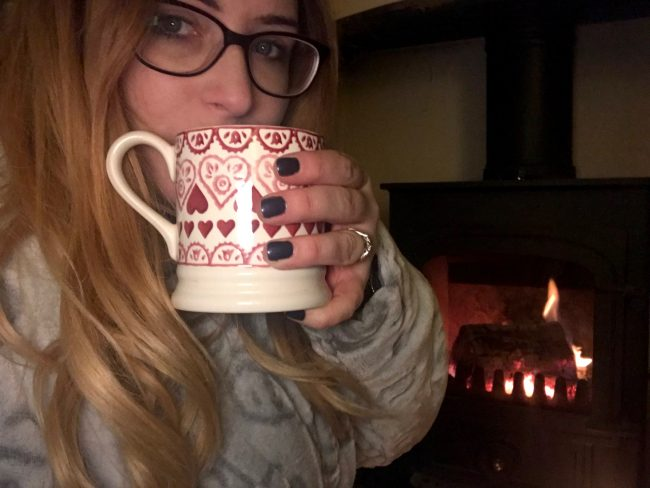 Cosy Winter Night