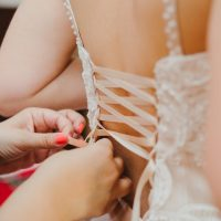 Choosing your wedding lingerie
