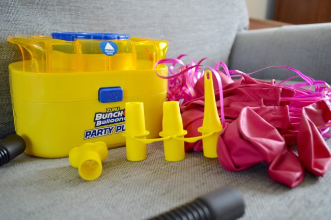 bunch o balloon pump and attachments