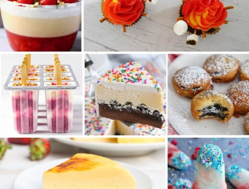Ultimate summer dessert recipe ideas
