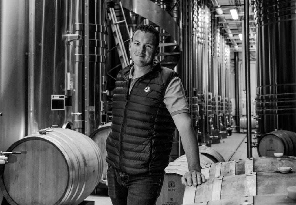 Champagne Gwenael Mahé viticulteur Champvoisy Marne