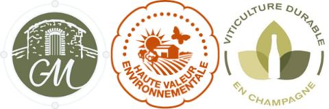 champagne G. Mahé logo