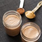 Chocolate Peanut-butter protein Smoothie