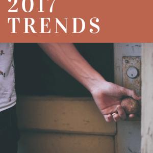 2017 Health Trends