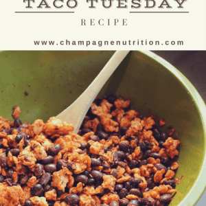 Vegan Tempeh Taco Tuesday