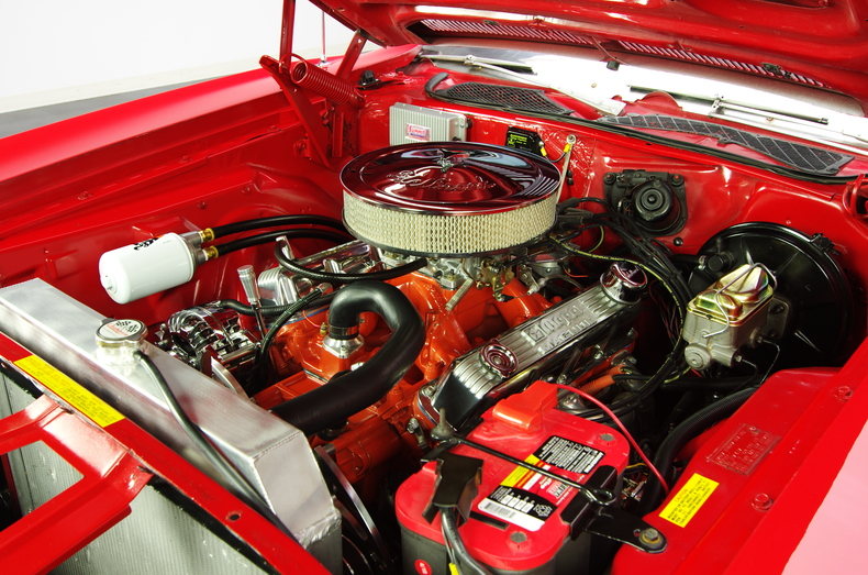 technical and installation info 1972 charger a champion radiator