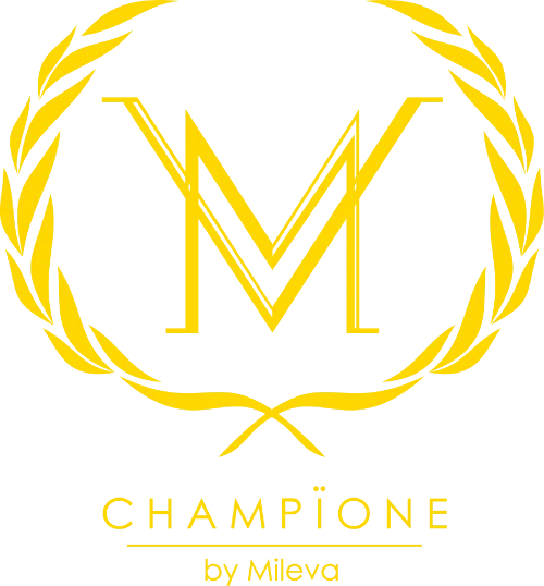 Champïone Website Footer Logo