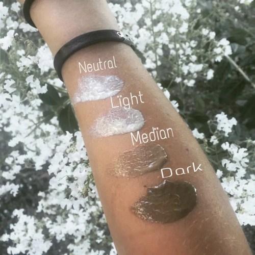 Dark Multifunctional Skin Saver