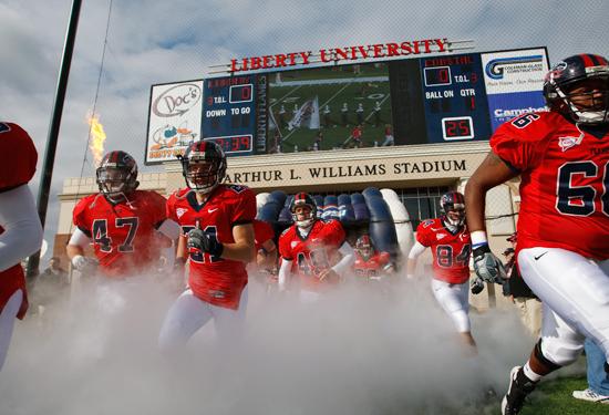 Liberty Flames | Williams Stadium - Football Championship ...