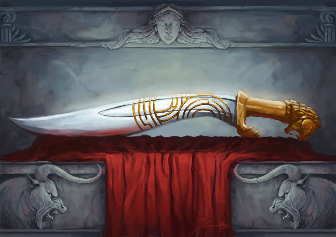 Sword of Theseus
