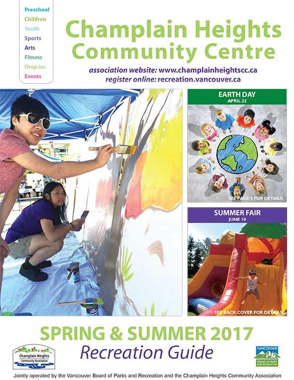 Spring & Summer Receation Guide