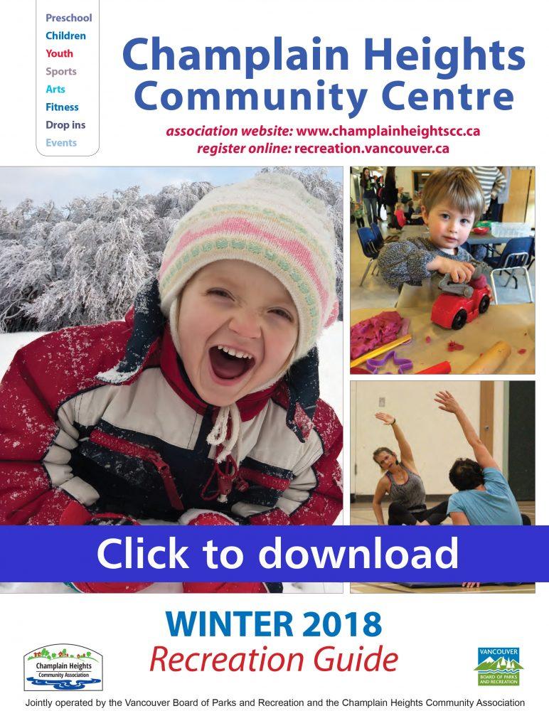 Winter Recreation Guide Online