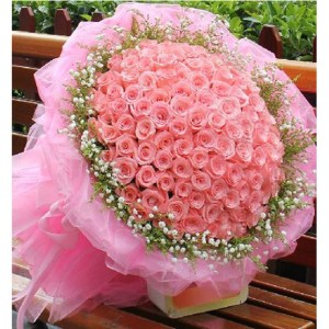 CF Pretty Pink Bouquet
