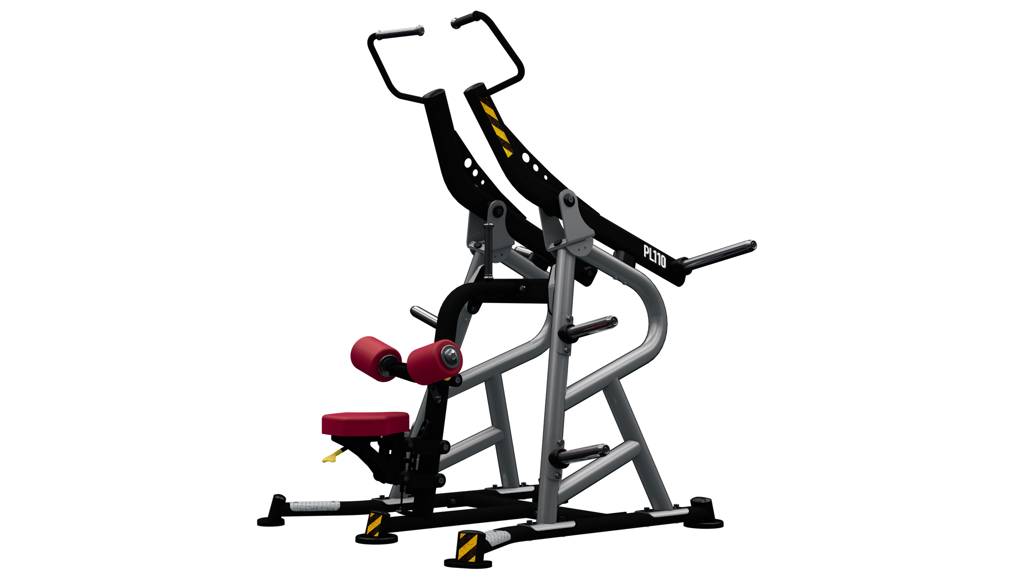 Pl110 Lat Pully By Bh Fitness