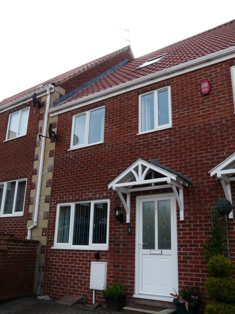 Chandlers View holiday home in Whitby England