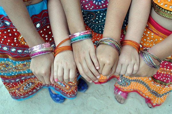 Chandralekha : cours de danse indienne