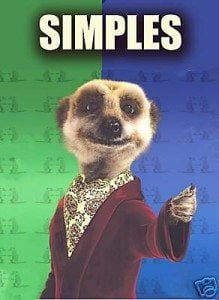 Image result for meerkat simples