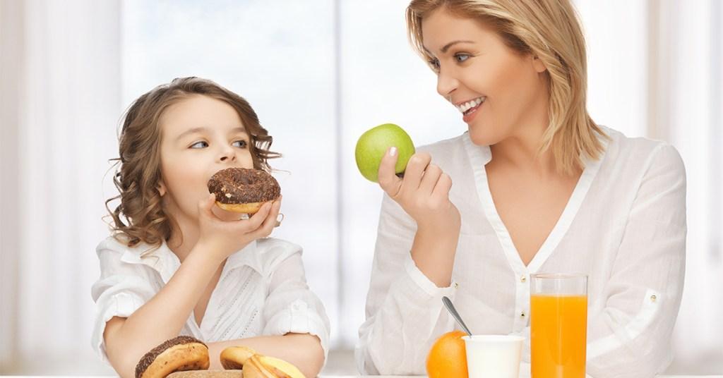 Γονείς: Συχνά λάθη στη διατροφή των παιδιών σας!