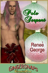 Pole Serpent by Reneé George