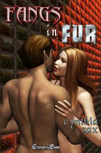 Fangs In Fur by Cynthia  Sax