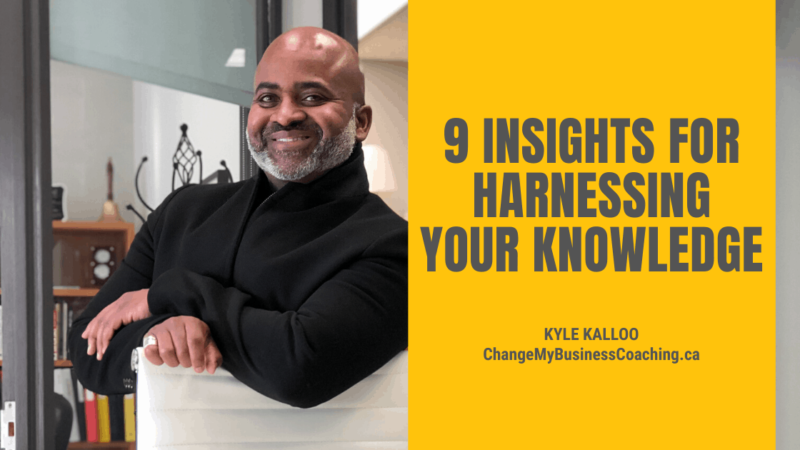 CMBC Blog: 9 Insights for Harnessing Your Knowledge