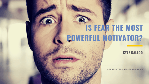 CMBC Blog: Is FEAR The Most Powerful Motivator?