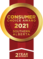 Consumer Choice Award Southern ALBERTA 2021 - 2 years | Change My Business Coaching